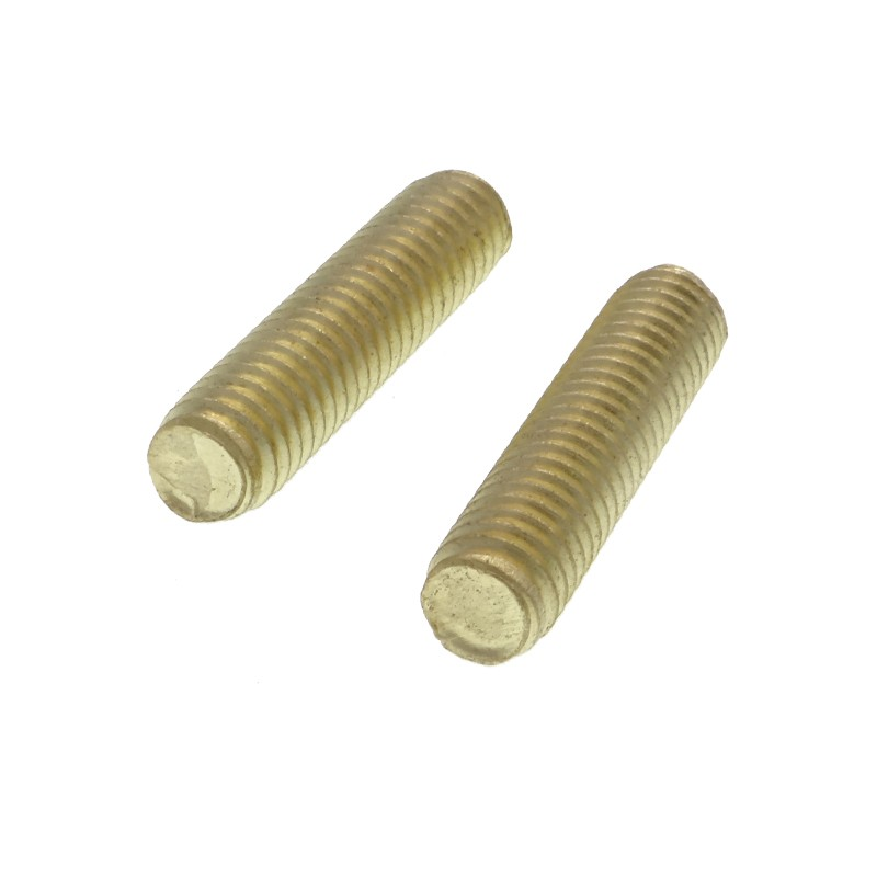 Brass Double Ended Stud stem Bolt