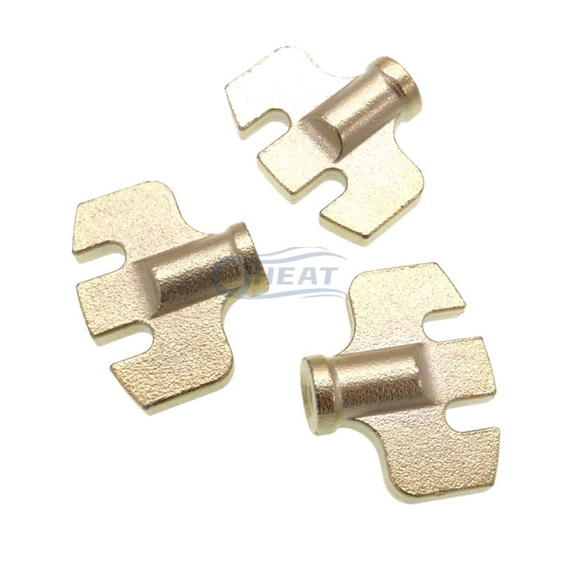 Brass Wing butterfly Screw Hand thumb Knob nut China Supplier
