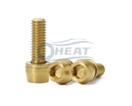 Custom Titanium Screw,Metric Allen Bolts for Bicycle Outdoor Products