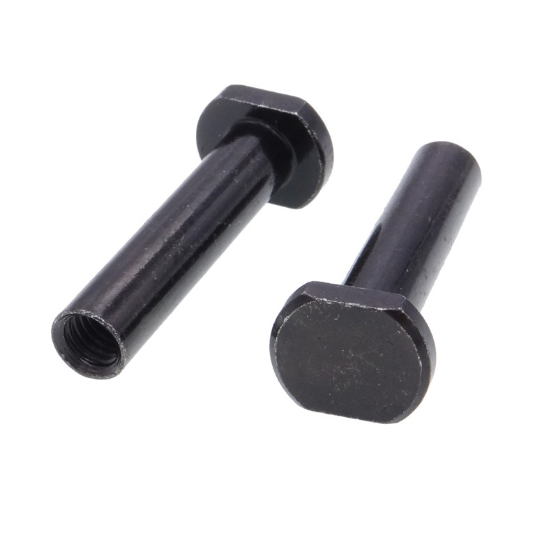 Steel tubular rivets and studs Chicago Screw