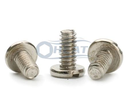 flat head screw,slotted screw supplier